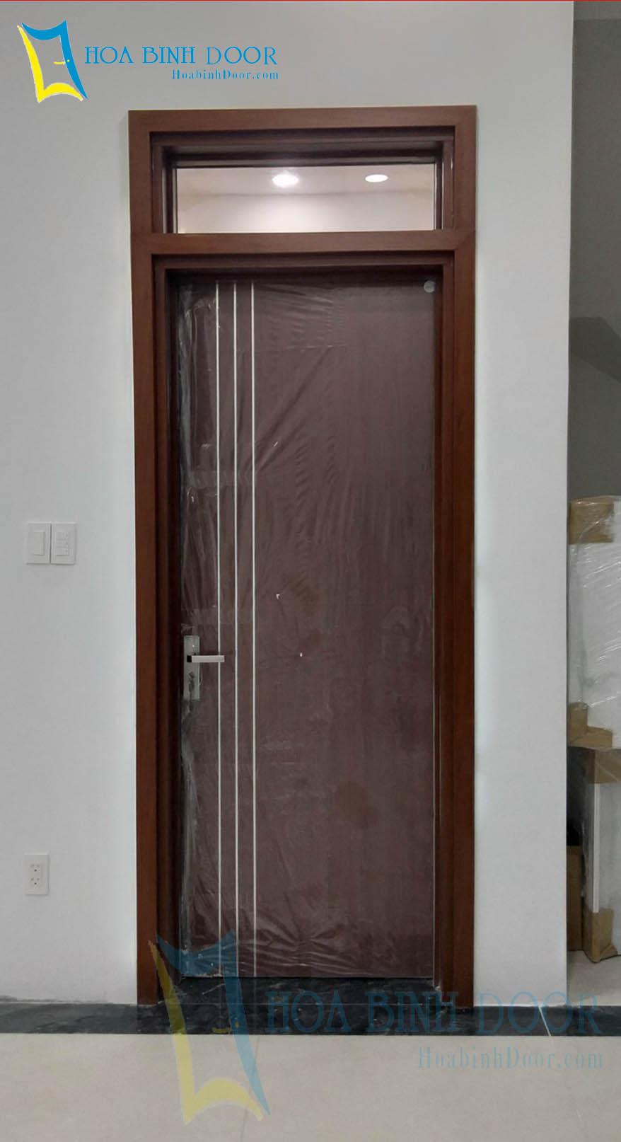 Cửa Nhựa Composite Cửa Thông Phòng