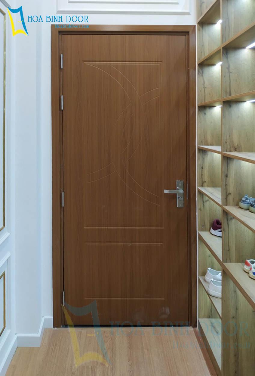 Cửa Nhựa Composite Tại Chơn Thành - Bình Phước .